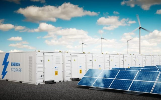 SCE energy storage