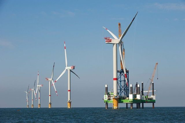 Europe offshore wind