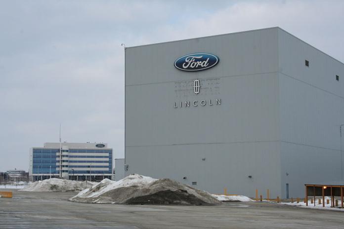 Ford carbon neutral
