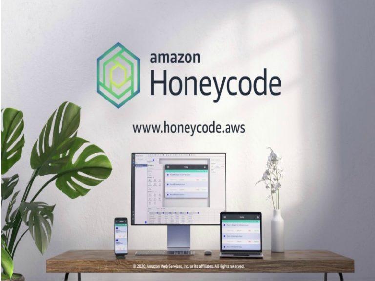 AWS announces Amazon Honeycode