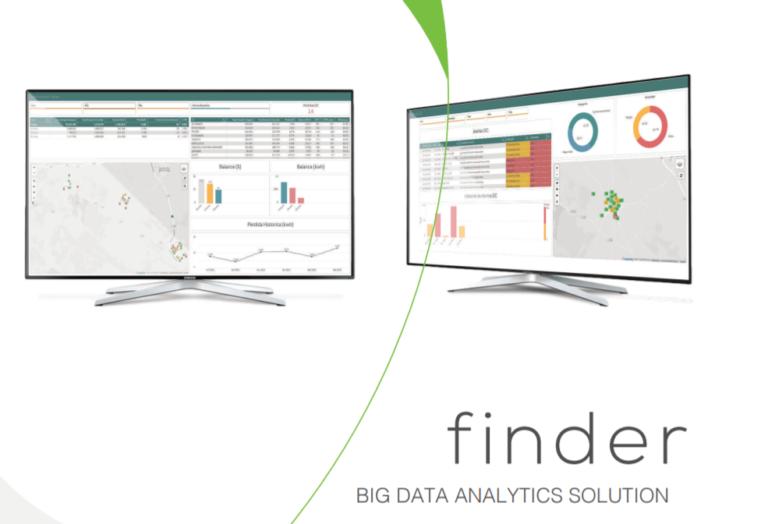 finder, big data analytics software