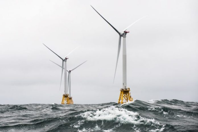 Offshore wind capacity
