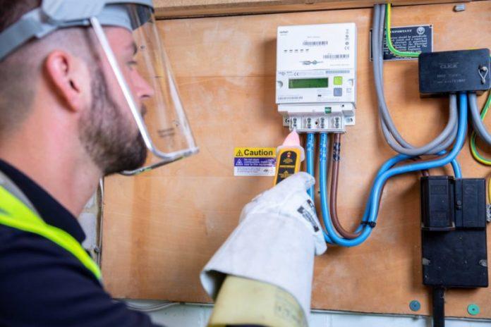 UK smart meter