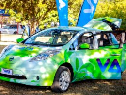 Zimbabwe electric vehicles
