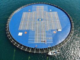 floating solar Statkraft