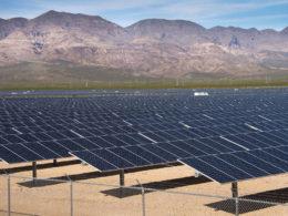 Nevada solar