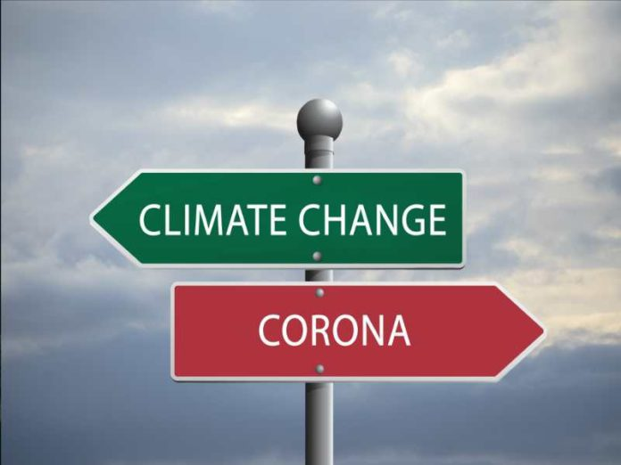 economic recovery climate change covid-19