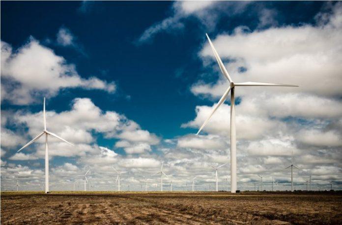 Record US wind