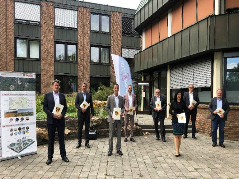 Germany's city of Kerpen agree on modernisation plan