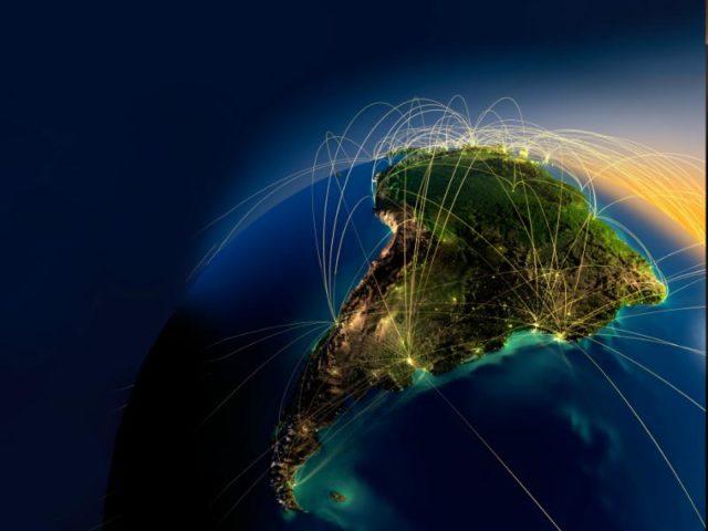 smart grid Latin America