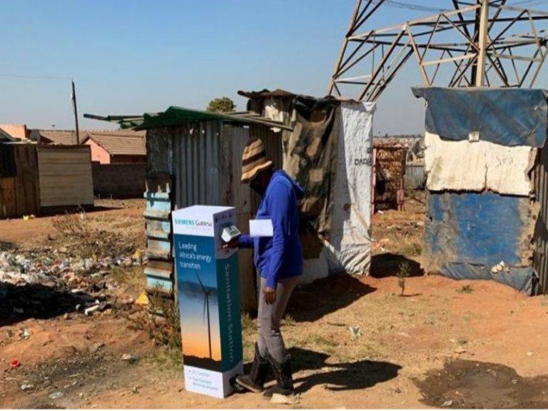 Siemens Gamesa donates vital supplies to support African communities