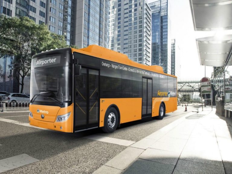 New Zealand's Go Bus selects Siemens for a low carbon future