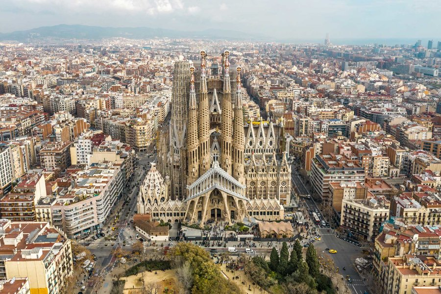 Barcelona to implement 40 climate action projects using ...