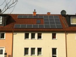 Housing energy efficiency
