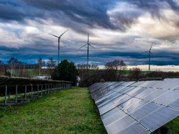 Ireland solar wind