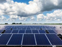 Dutch floating solar