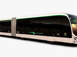electric bus Enel x