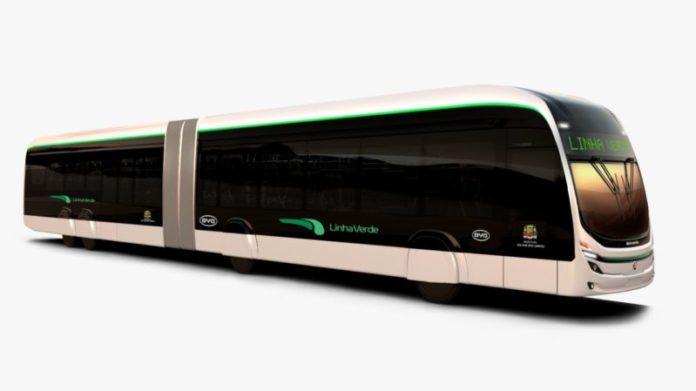 electric bus Enel x