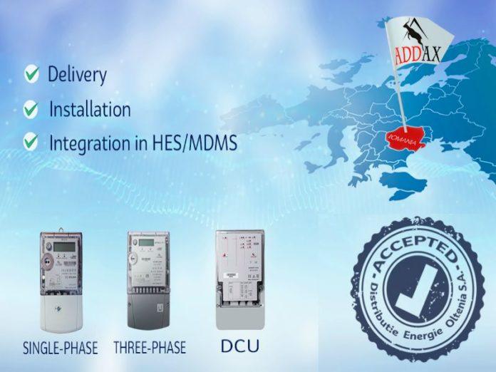 Smart meters - Romania