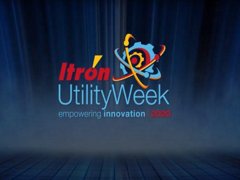 Registration open for Itron Utility Week 2020