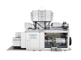 togo Siemens Energy SGT 800 gas turbine