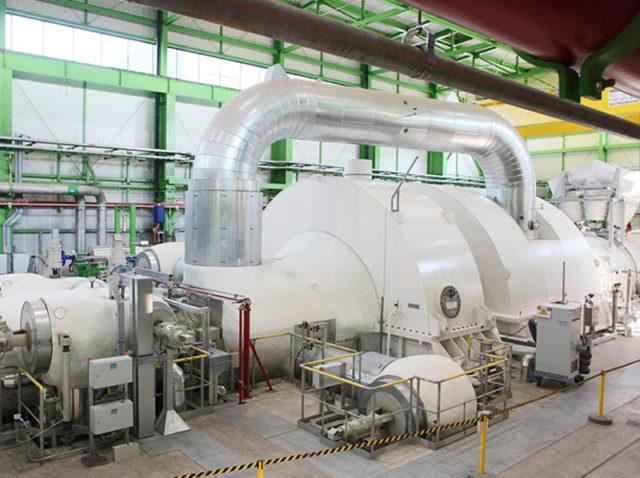 Auvere power plant Estonia