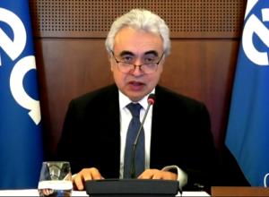 renewables - IEA executive director Fatih Birol