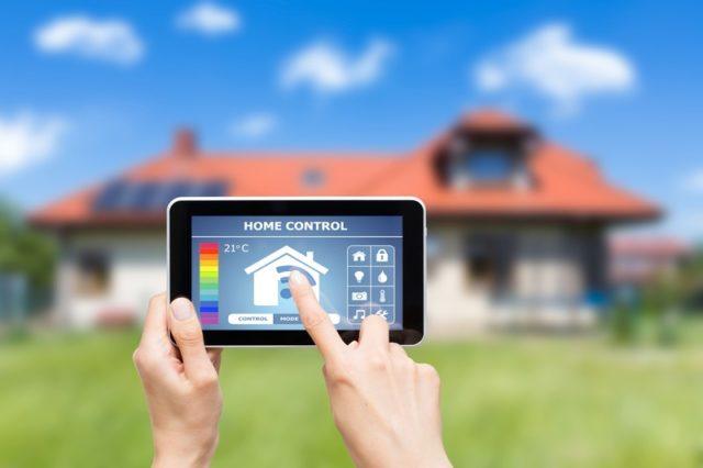 greenbird smart house