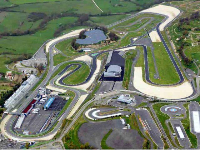 Vallelunga racing circuit