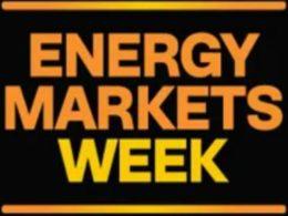 ENERGY MARKETS WEEK