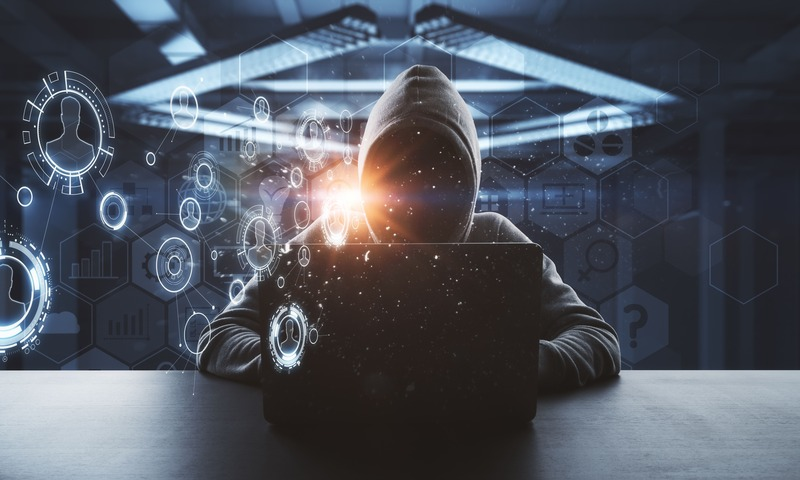Hackers are a threat to cybersecurity which makes cybersecurity risk management a top priority.