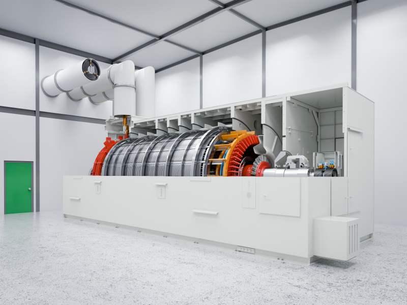 Synchronous condenser