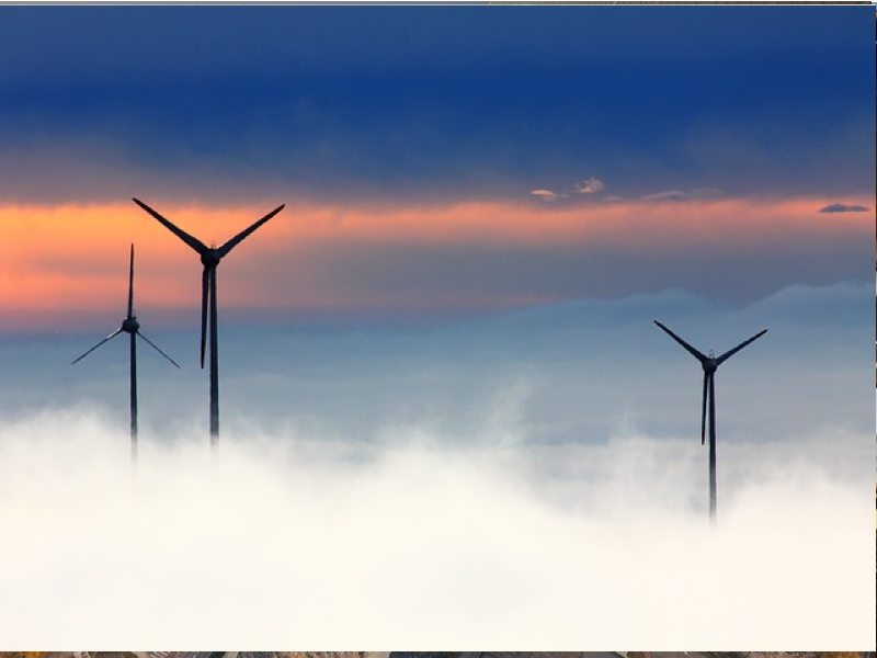 energy demand and offshore wind