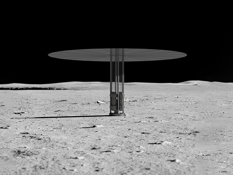 Powering a Moon village - Smart Energy