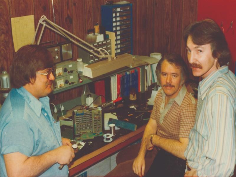 Itron History of innovation - 1977