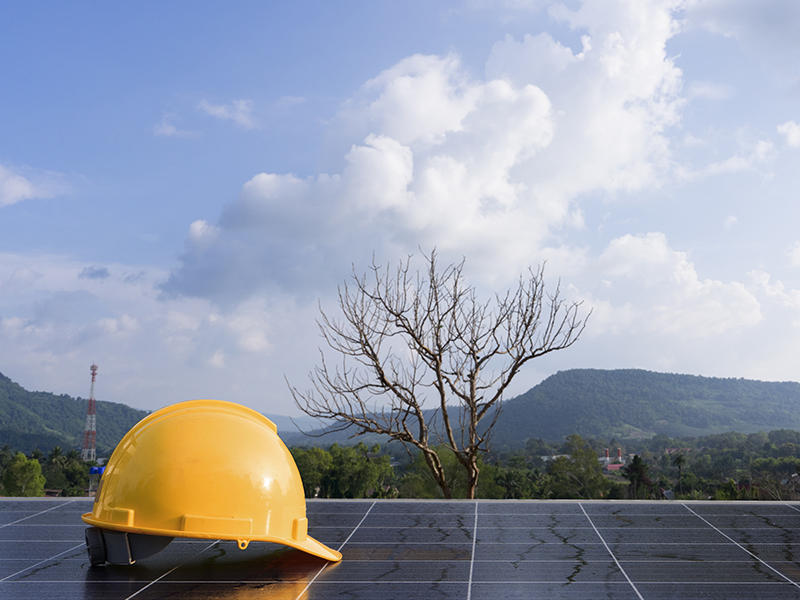 Embracing utility transformation to achieve carbon reduction
