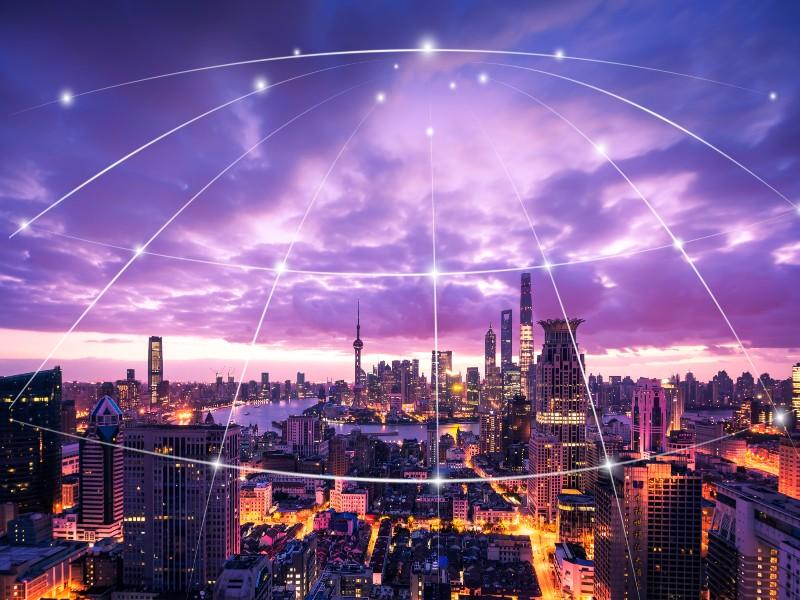 Itron's smart city leadership