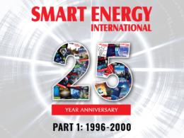 Milestones of energy evolution