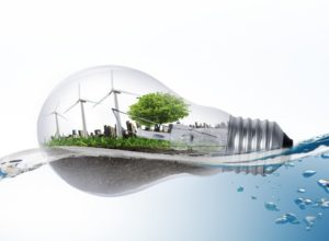 Flexibility and renewable energy in light bulb