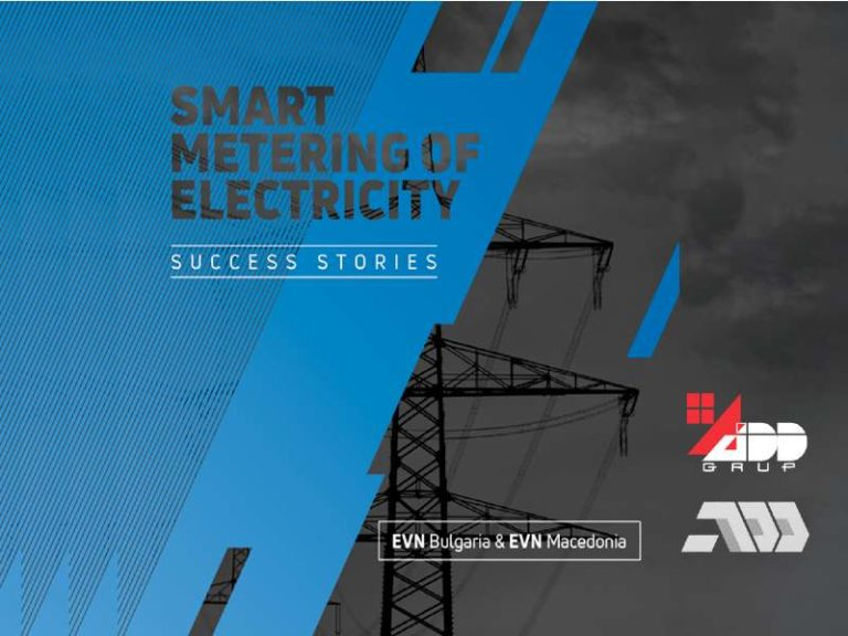 EVN successfully deploys smart electricity metering in Macedonia and Bulgaria