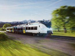 Siemens Energy hydrogen train