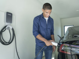 EV charging-based smart home energy solutions taking off in US