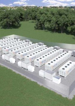 Partnership to accelerate UK's drive to net-zero with two massive batteries