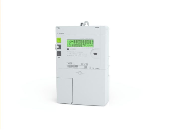 smart meters Landis+Gyr's E360 model