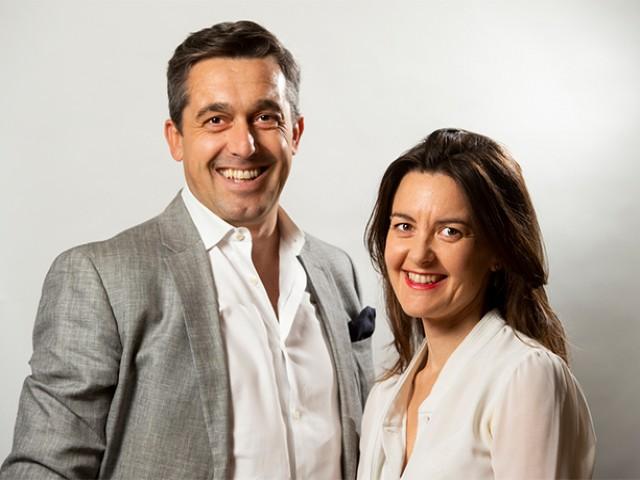 Helena Anderson, Roberto Castiglioni of Ikigai Group