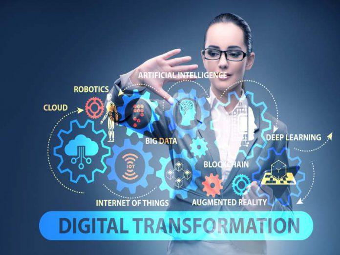 utility digitalisation