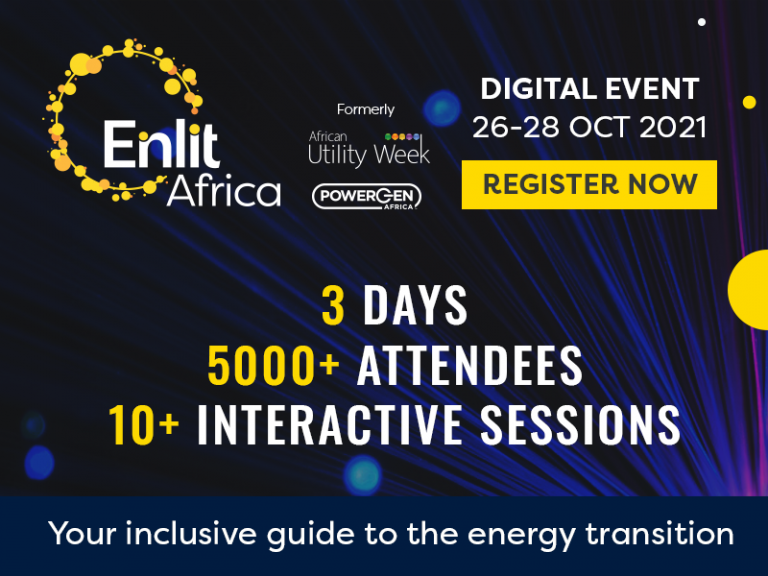Enlit Africa confirms head of South Africa's utility for opening session