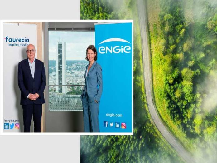 Faurecia and ENGIE