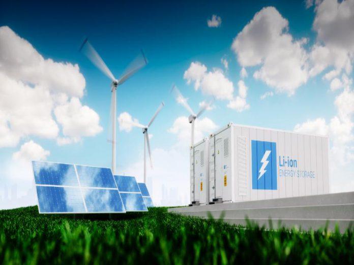 energy storage south asia