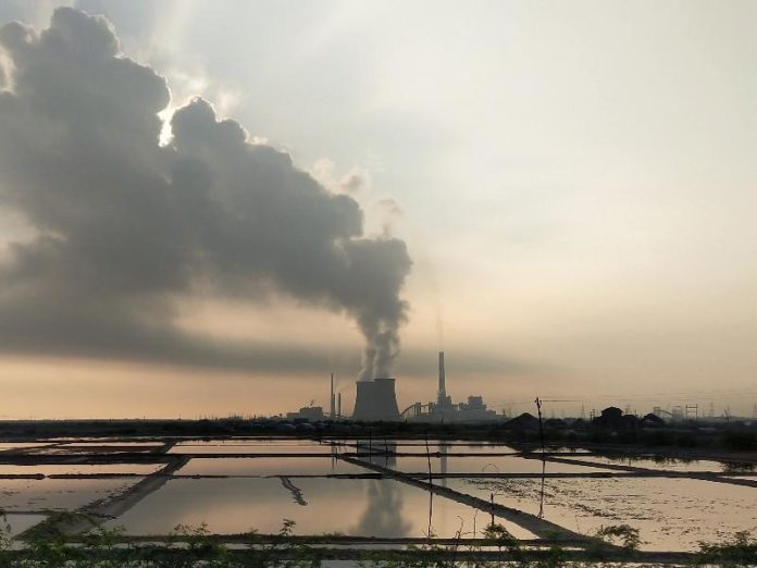 India power plant and a just transition